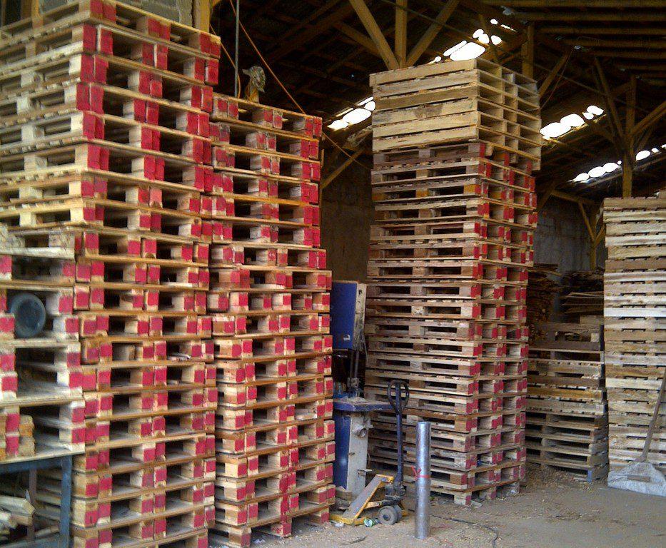 Supplier Pallet Kayu Jambi