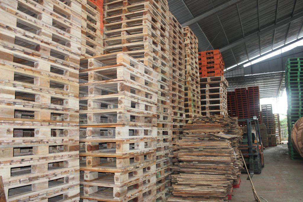Supplier Pallet Kayu Bandar Lampung