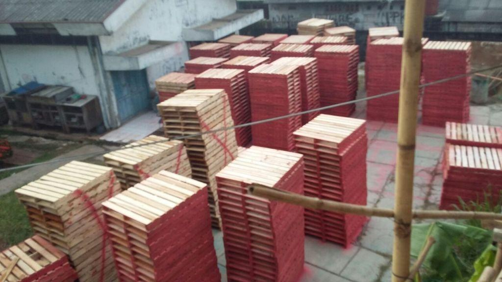 Pallet dan haspel murah di Kawasan Industri Candi semarang