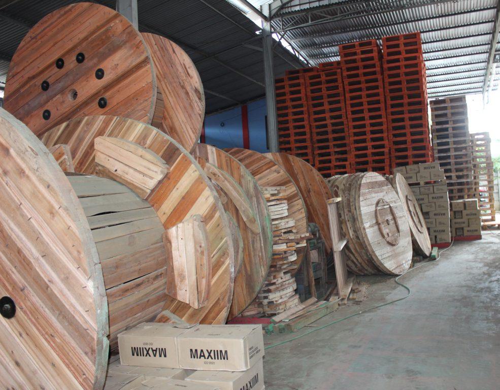 Supplier Pallet Kayu Banjarmasin