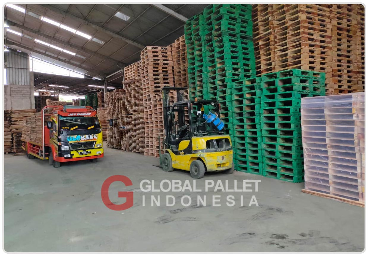 pt global pallet Indonesia